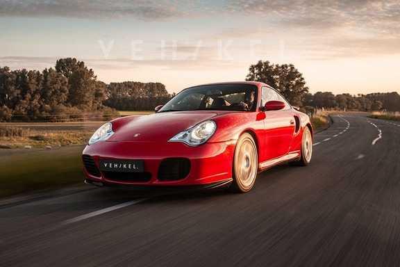 Porsche 911 3.6 Coupé Turbo // Eerste eigenaar // Originele lak