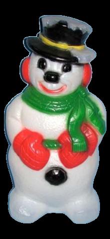 Derby Snowman photo