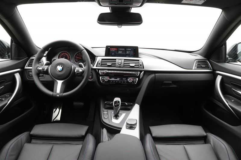 BMW 4 Serie Gran Coupé 420i High Exe Edition M Sport afbeelding 3