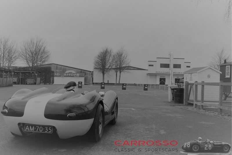 Jaguar Lister Knobbly Evocation RHD afbeelding 19
