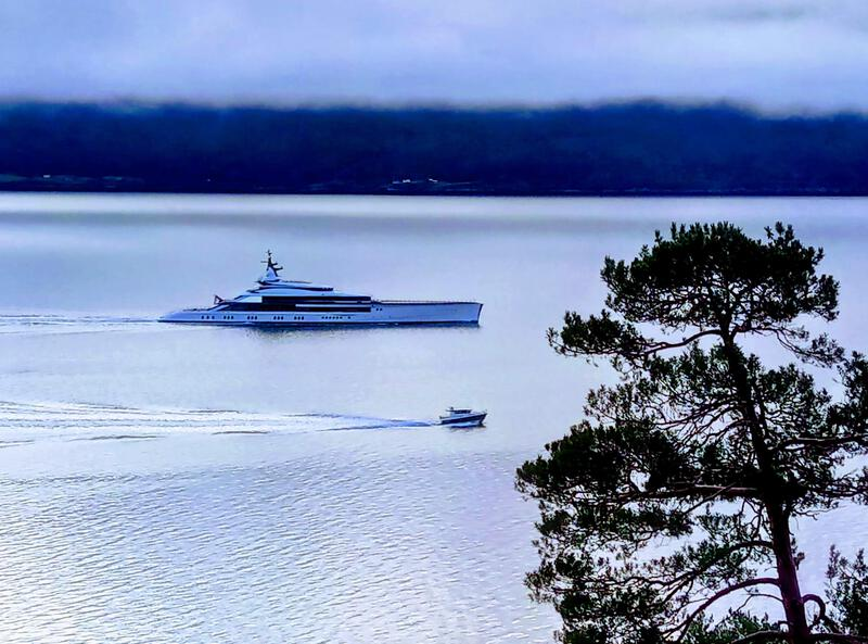 Finnabotn Super Yacht Experience