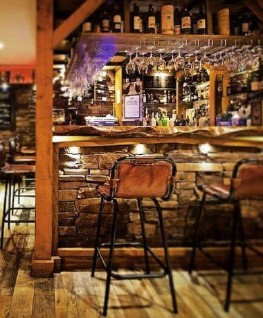 The Olive Branch Alwoodley Bar