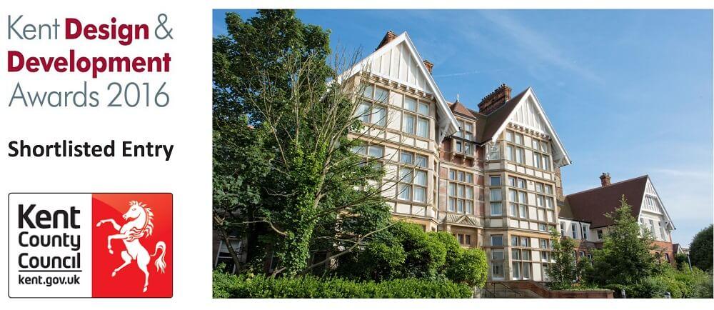 Yarrow Hotel: Kent Design and Development Awards 2016 Finalists