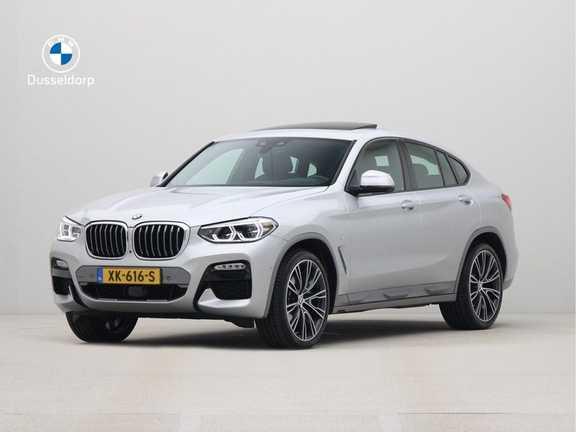 BMW X4 xDrive30i M Sport X High Executive Service Inclusive - 100.000km / tot 22-jan-2024