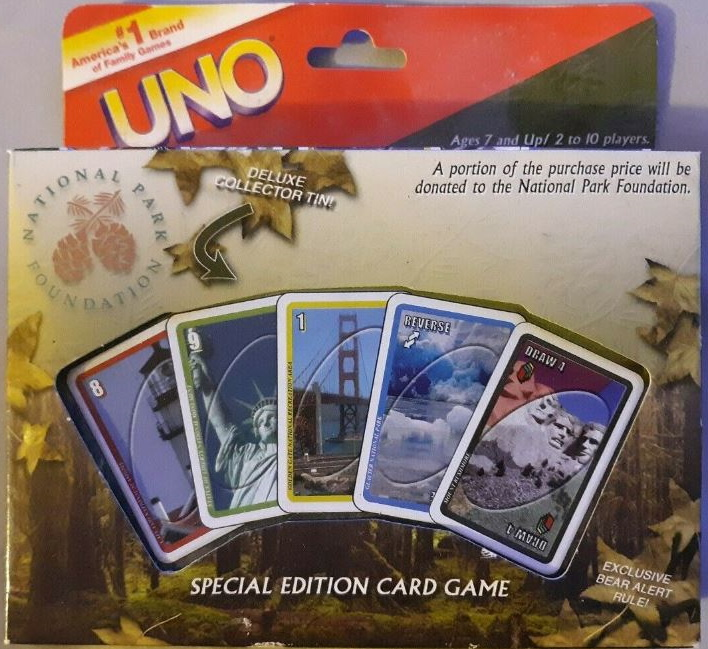 National Parks Uno (2002)