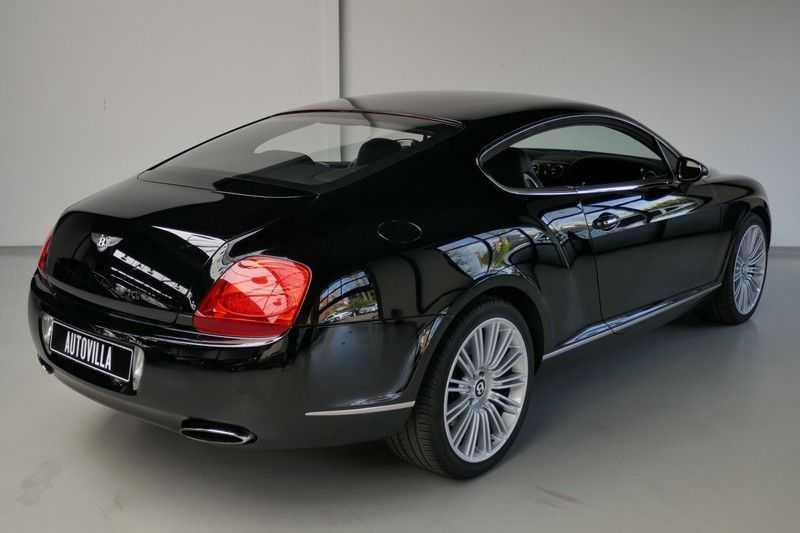 Bentley Continental GT 6.0 W12 GT Speed Mulliner afbeelding 7