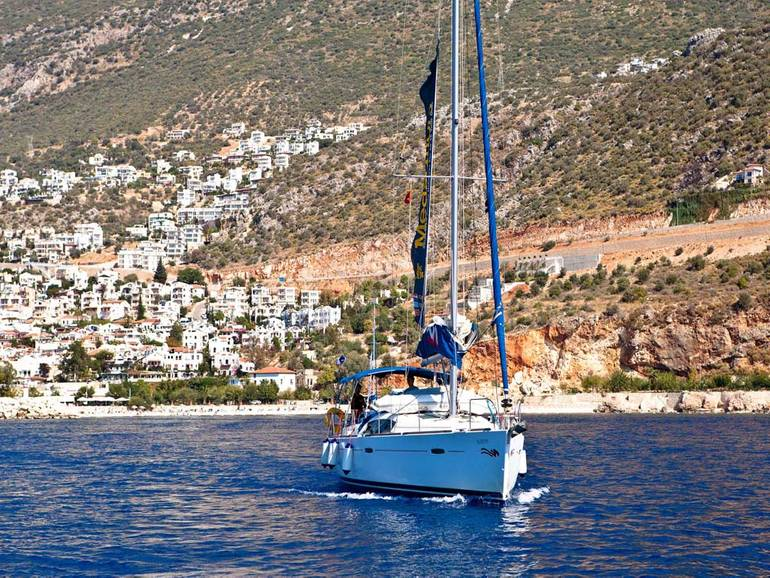 Sailing Turkey: Spotlight on Kas