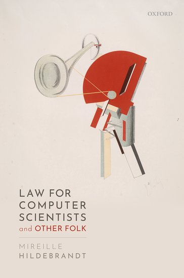 Cover of Law for Computer Scientists and Other Folk