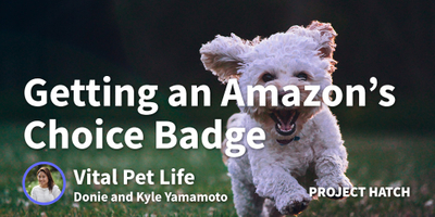 featured image thumbnail for post Growing a Passion Project into a Successful Amazon brand