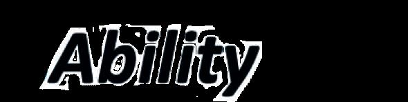 Ability Now logo