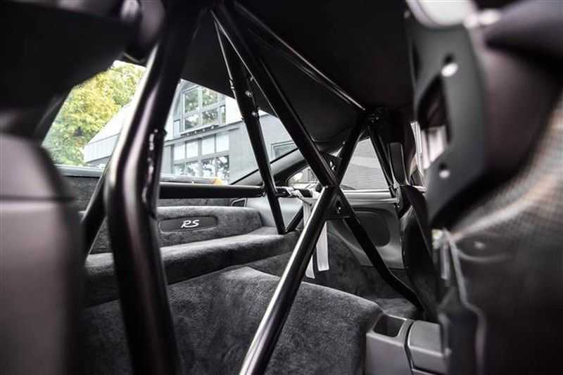 Porsche 911 GT3 RS CARBON SCHAALSTOELEN+ROLKOOI afbeelding 7