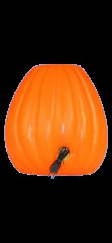 Super Deluxe Pumpkin Lamp photo