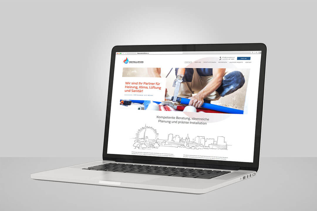 Project MS Installation, Website Design, Programming
