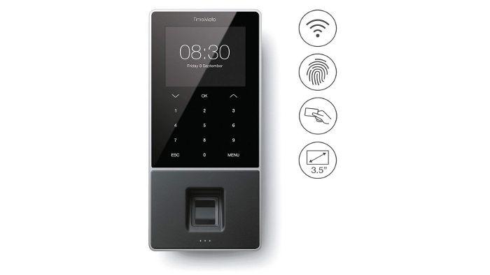 TM-828 Fingerprint Time Clock