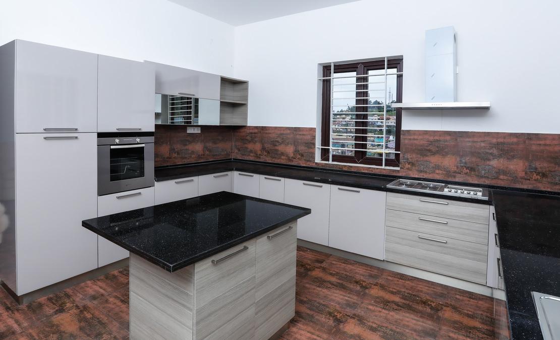 Italian Veneta kitchen completed at Casa Hermosa