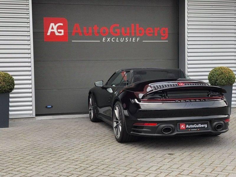 Porsche 911 Cabrio 3.0 Carrera 992 ACC, Sport/Chrono, Sportuitlaat, 14 Way, 360* Camera, Lane Assist, PASM, PDLS Plus, 21INCH afbeelding 6