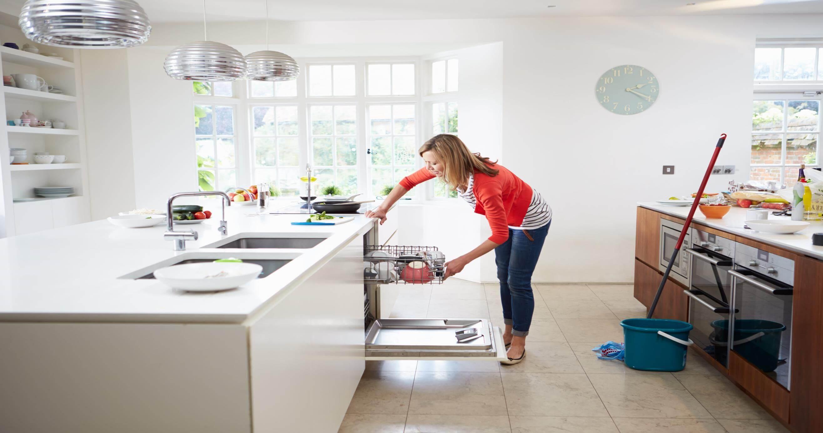 Fix Dishwasher