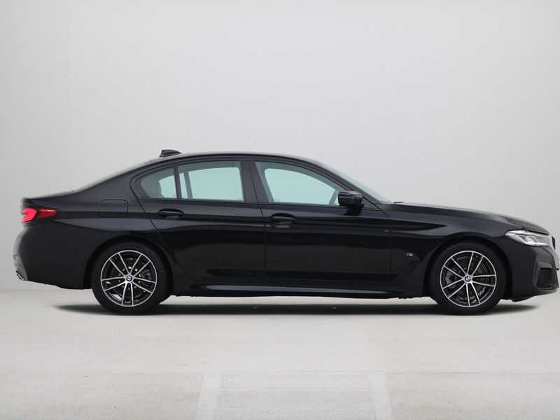 BMW 5 Serie Sedan 520i High Executive M-Sport Automaat afbeelding 7