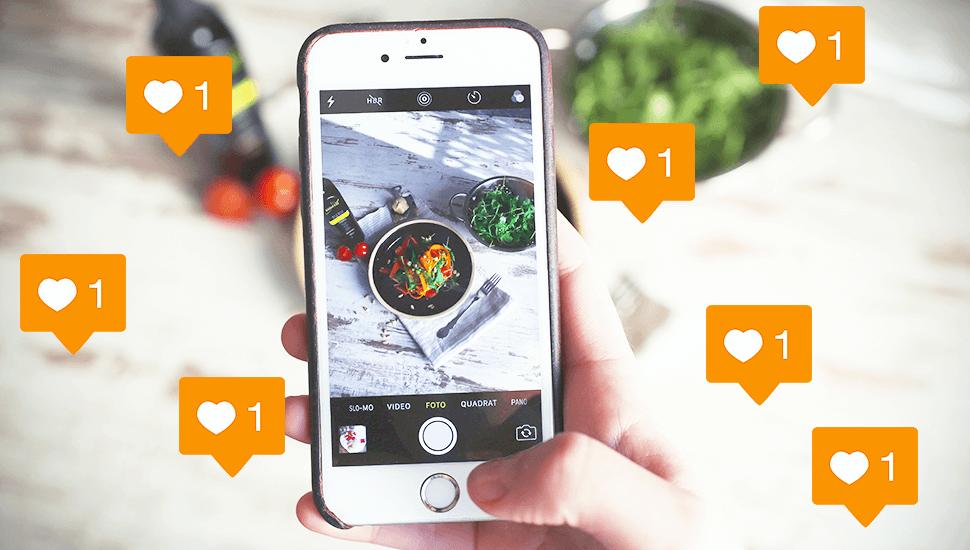 """Varför du mår bra när du får en """"like"""" på Instagram"""