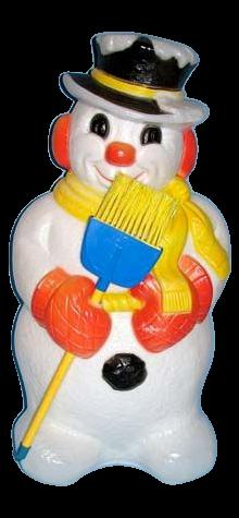Frosty Snowman photo