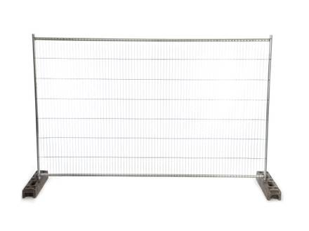 Construction Site Safety Fencing