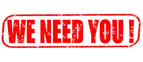 We Need Your Help image