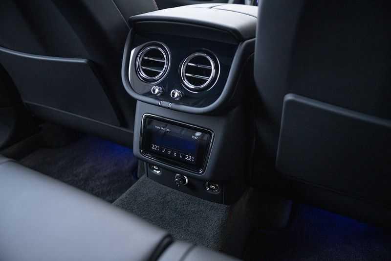 Bentley Bentayga V8 FIRST EDITION MY 2021 + Naim Audio + Onyx Pearl Black + Apple CarPlay (draadloos) afbeelding 22