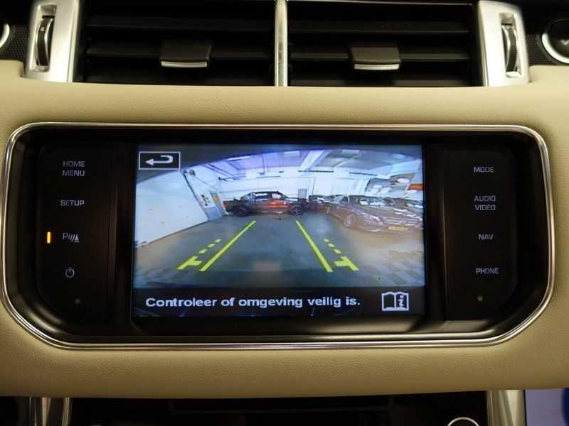 Land Rover Range Rover Sport 3.0 TDV6 HSE Dynamic Aut- Panoramadak, Leer, Camera, Full options afbeelding 2
