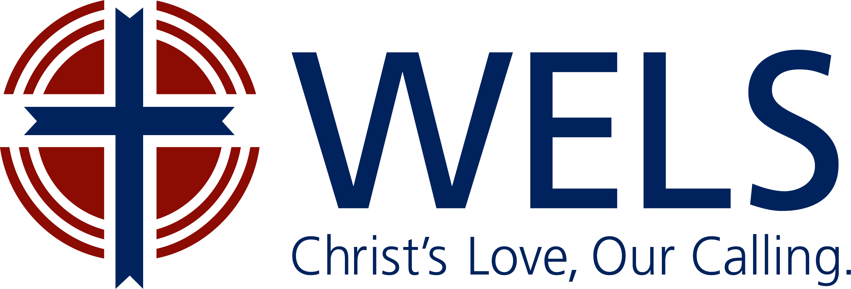 Logo for the Wisconsin Evangelical Lutheran Synod