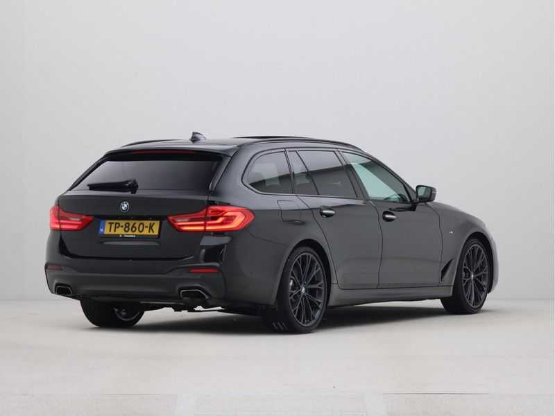 BMW 5 Serie Touring 530i High Executive M-Sport Automaat afbeelding 8