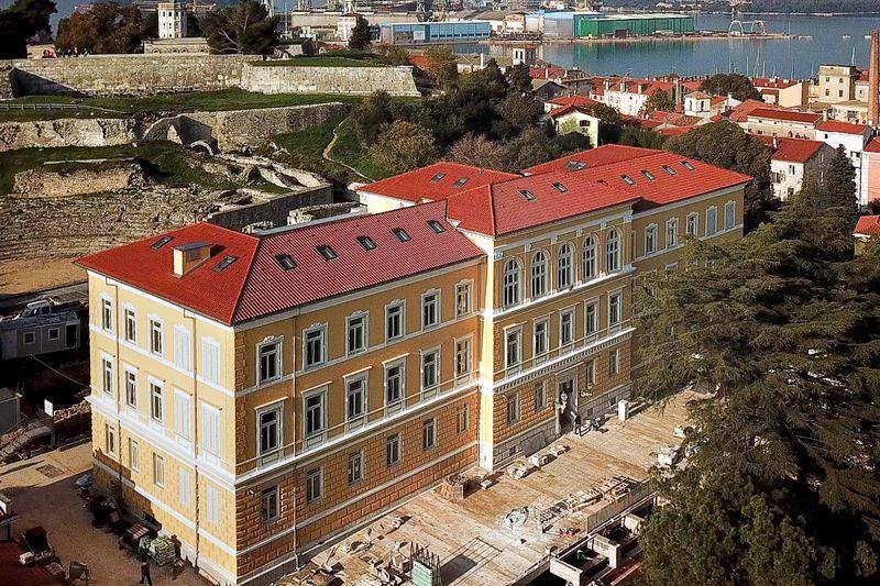 Projekt - Arheološki muzej Istre