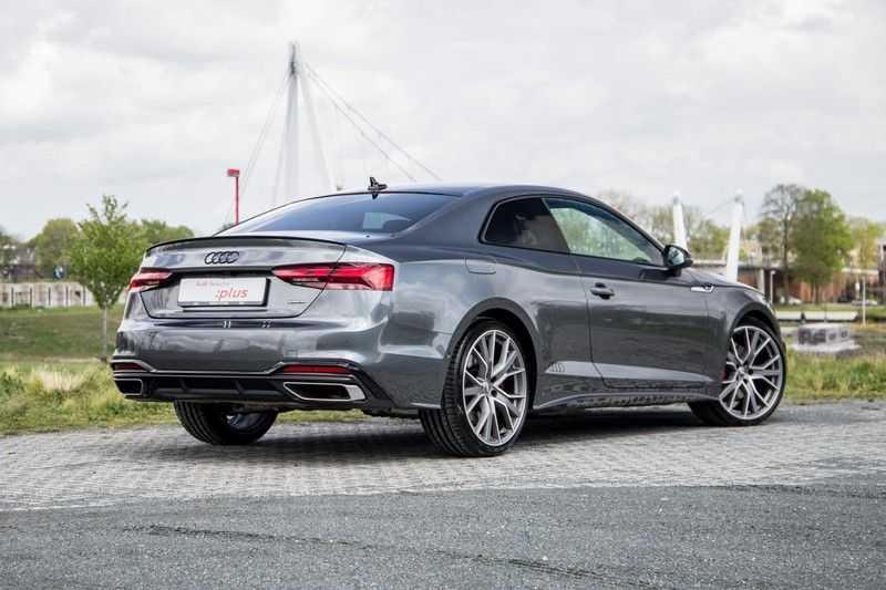 Audi A5 Coupé 45 TFSI quattro S edition Edition One   2 x S-Line   Navigatie   360 Camera  Head-Up Display   Leder/carbon interieur   Matrix LED   S-Sportstoelen   Garantie tot 10-2025* afbeelding 10