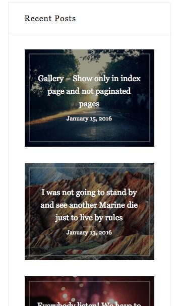 recent-posts-widget