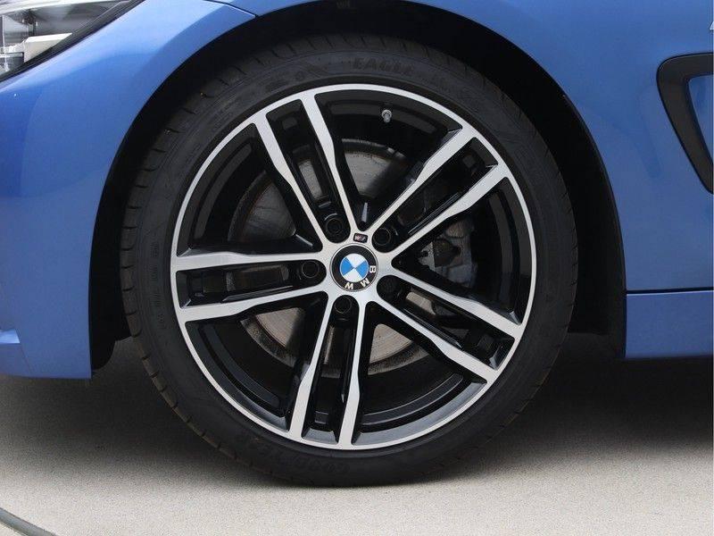 BMW 4 Serie Cabrio 430i High Exe M-Sport afbeelding 11