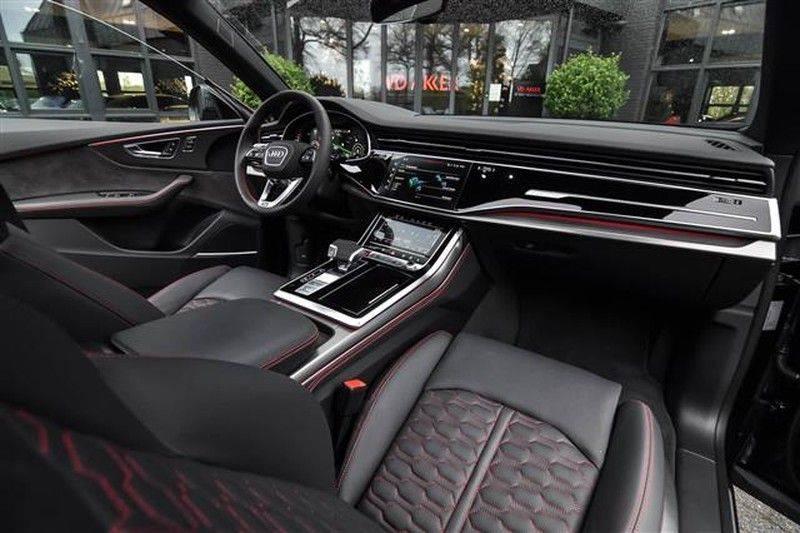 Audi RS Q8 DYNAMIC PLUS ALCANTARA+PANO.DAK+HEADUP NP.267K afbeelding 3