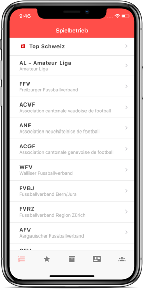 Application Footstats