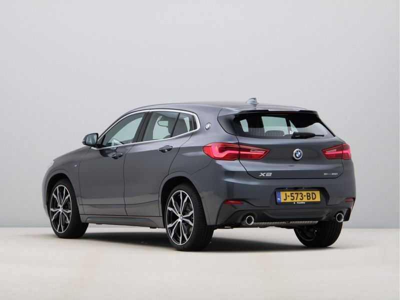 BMW X2 sDrive20i High Exe Aut. afbeelding 14