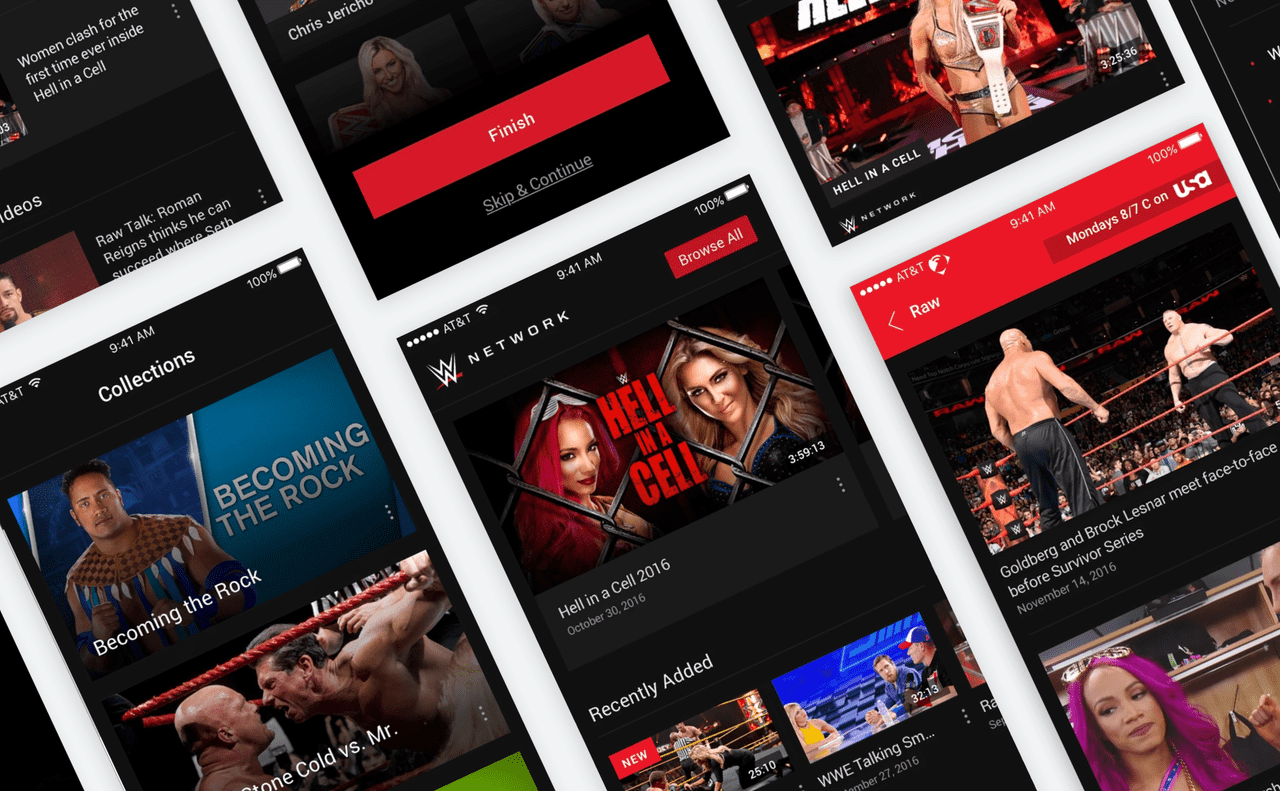 WWE Mobile Showcase 2