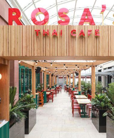 Rosa's Thai Café Leeds