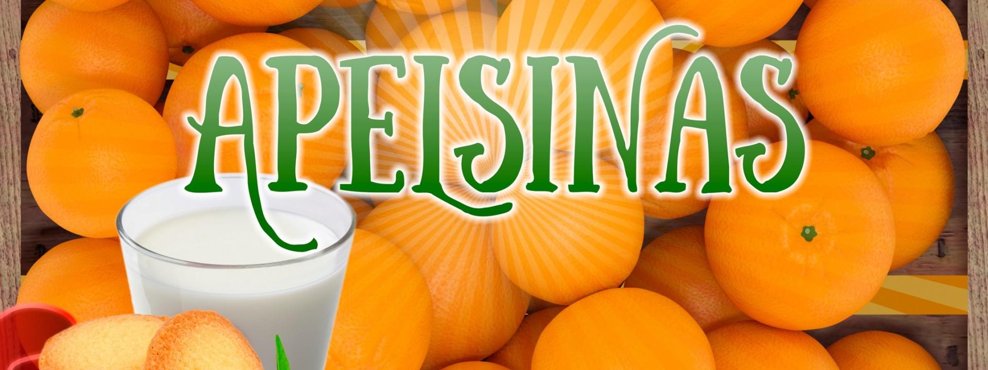 Galletas Apelsinas