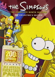 cover The Simpsons - S9