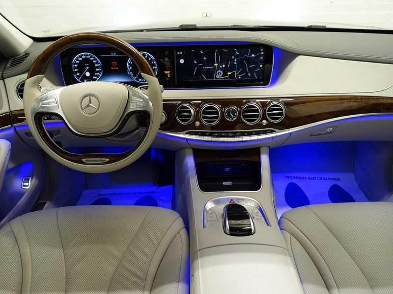 Mercedes-Benz S-Klasse 500 PLUG-IN HYBRID Lang 334pk AMG Ed Aut Pano, Head-up, Full options afbeelding 7