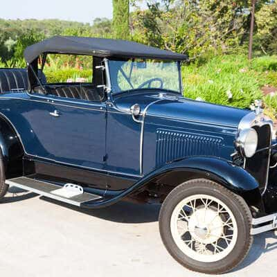 Ford Model A Roadster 1930 1