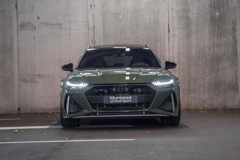 Audi RS6 Avant TFSI 600 pk quattro | 25 jaar RS Package | Dynamic Plus pakket | Keramische Remschijven | Audi Exclusive Lak | Carbon | Pano.dak | Assistentiepakket Tour & City | 360 Camera | 280 km/h afbeelding 3