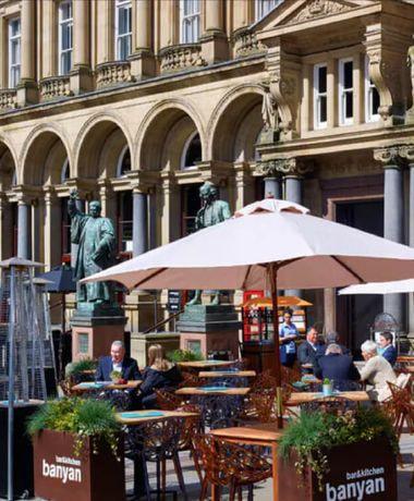 Banyan Leeds City Centre