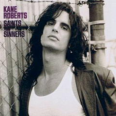 Kane Roberts Saints and Sinners album cover