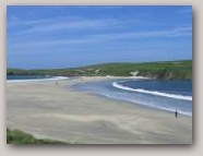 St Ninian's Tombolo. Copyright Shetland Geotours  » Click to zoom ->