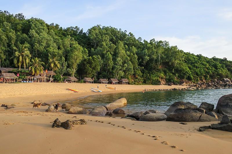 Paradisischer Strand