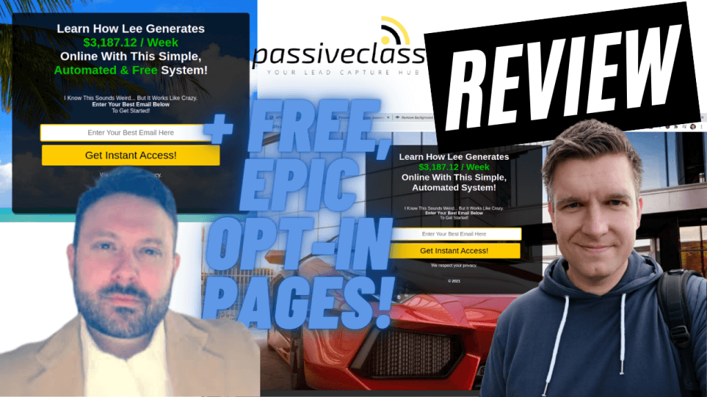 PassiveClass Review