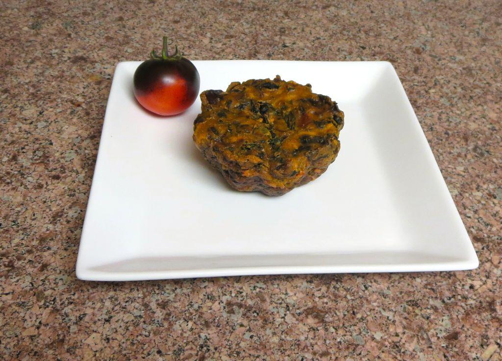 Vegan gluten-free frittata